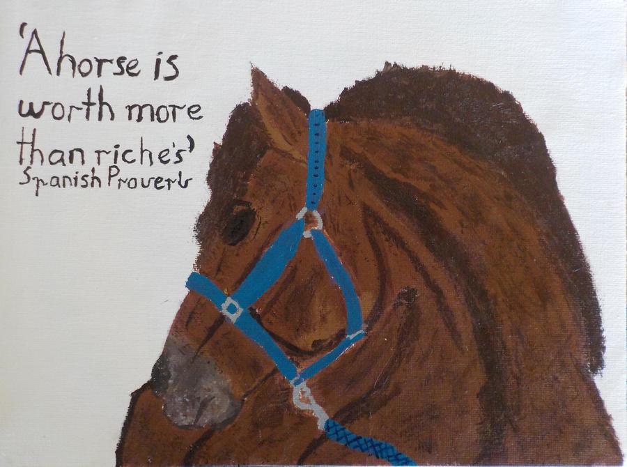 More than riches