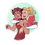 Little hug