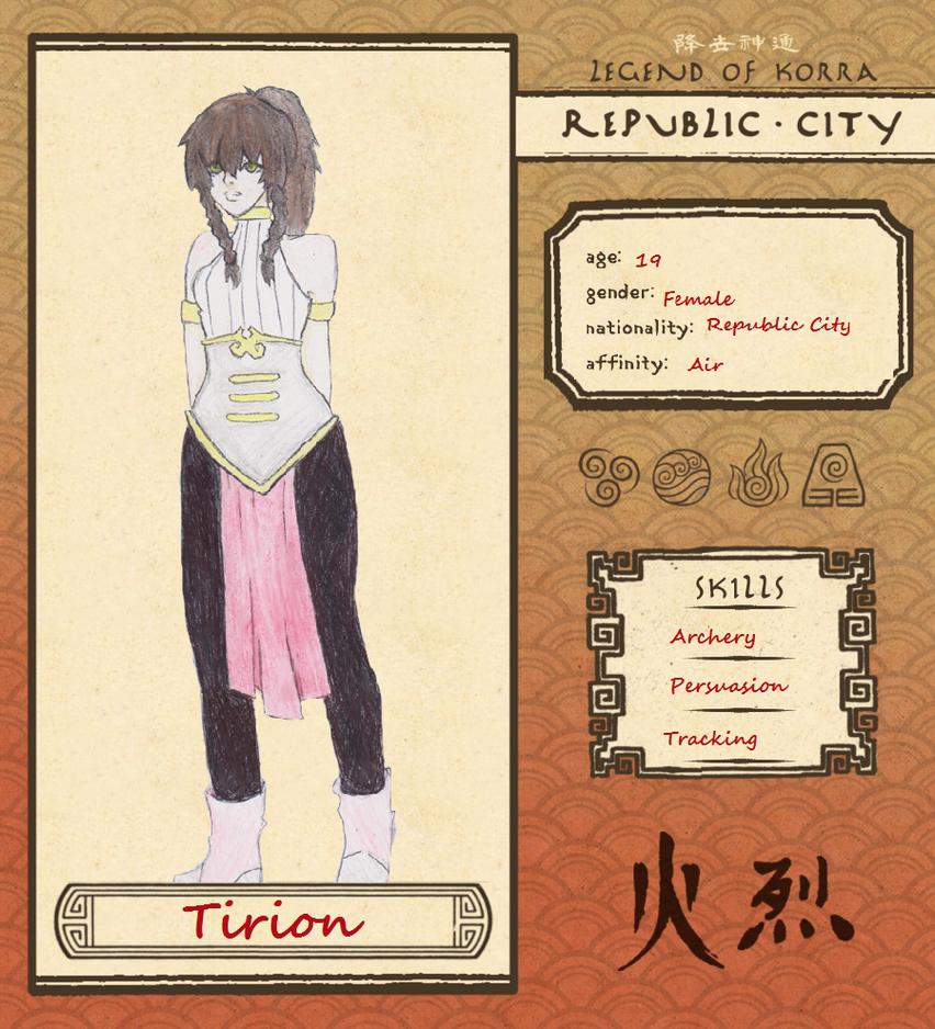 RC: Tirion by Yacio