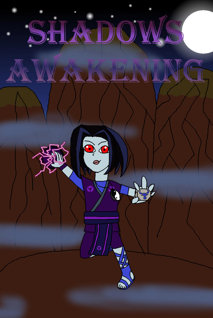 Shadows Awakening - Cover by Arias87