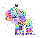 Sparkle Rainbow Auction by FriendCollective