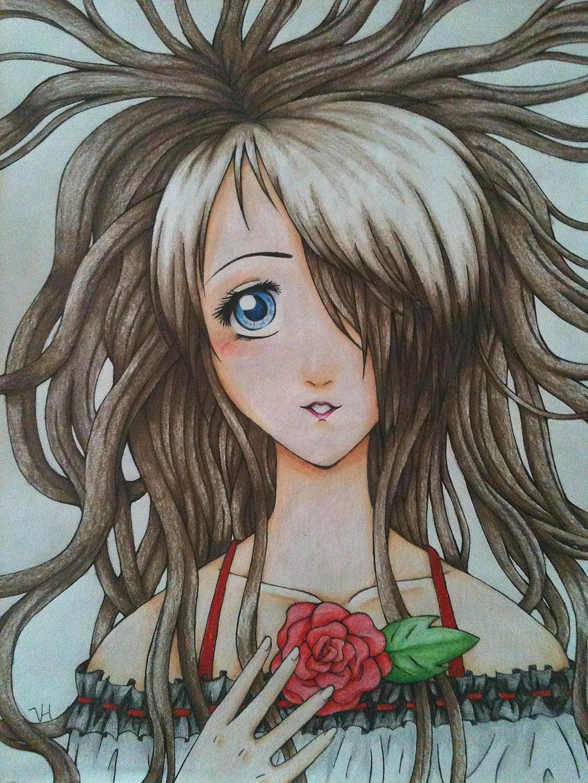 Roses II by varaa