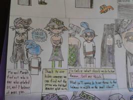 Pranking the Squid Sisters (Splatoon Comic)Part2.1