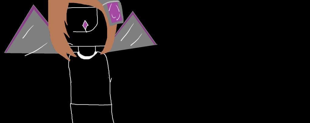 Enderlox ~ Neon Drawing by cathasacookie5095 on DeviantArt