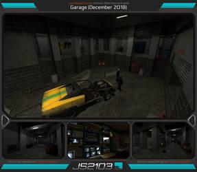Level Design Practice: Garage
