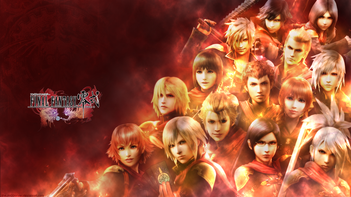 FFtype0_Class0 wallpaper by The-m00nriver