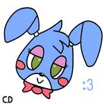 Toy Bonnie Avatar :3 [FNAF]
