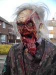 zombie animatronic puppet