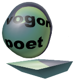 Vogon Poet by puzzledpixel