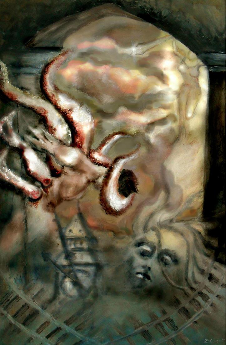 morbid psychosis by puzzledpixel