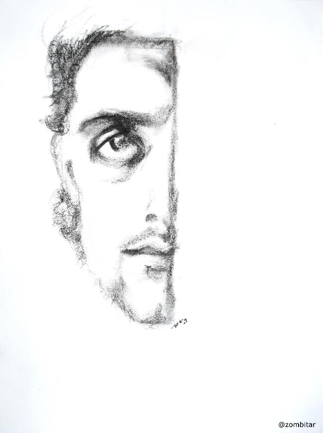 half a Kopi by puzzledpixel