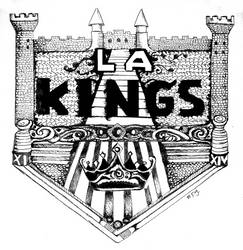 GO KINGS GO!!! by puzzledpixel