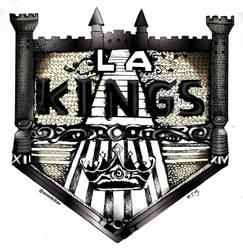 I LOVE THE LA KINGS!!!! by puzzledpixel