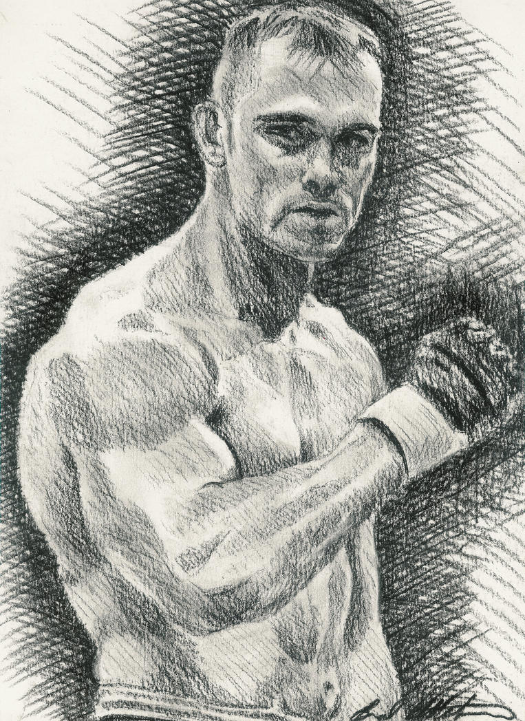 Rich Franklin by therealbradu