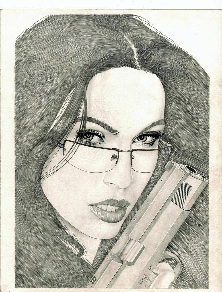 Laura Croft 2 by computeropolis