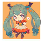 miku sweet pumpkin