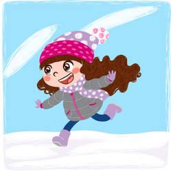 winter's fun by clagot