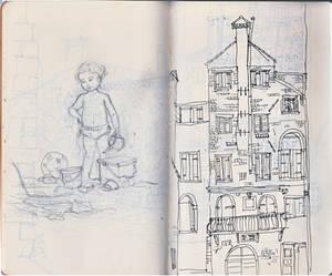 36th sketchcrawl_venice