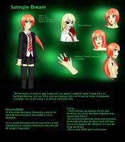 Reference - Satsujin Dream by sukirai14