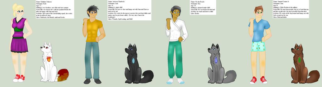 COMIC CHARACTERS: Gaurdians by blinkingstarBS