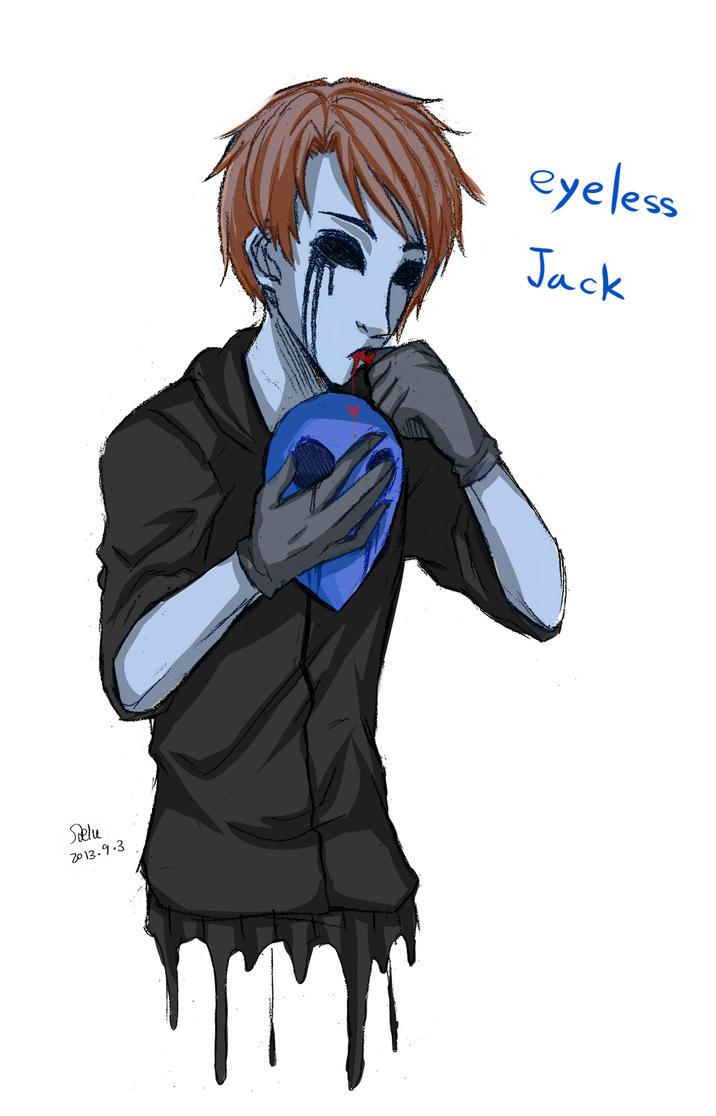 Eyeless jack by delucat on deviantart