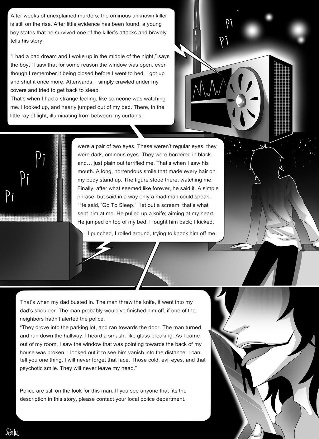 Jeff the killer story