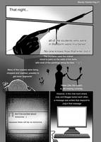 BloodyPainter story Comic-Pag.31 by DeluCat