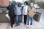 Taiwan CWT35 Creepypasta cosplay