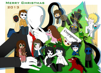 Merry Christmas!!!! 2013 by DeluCat