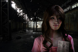 Cosplay - Creepypasta Sally by DeluCat