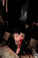Cosplay - Creepypasta Jeff The Killer vs Slender by DeluCat