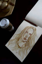 Coffee art by antonellafiore