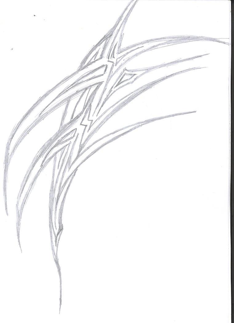 Tribal Death Tattoo: Tattoo Ideas By Sean Mann