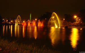 Parque Ibirapuera by cesarmello