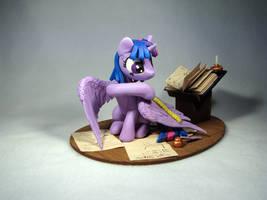 MLP - Twilight Sparkle 'New wings Twilight' by Ksander-Zen