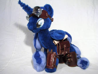 MLP - Princess Luna 'Bounty hunter' by Ksander-Zen