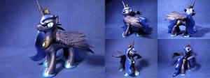 MLP - 'Princess Luna' by Ksander-Zen