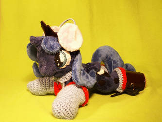 MLP - 'Woona' (plush) by Ksander-Zen