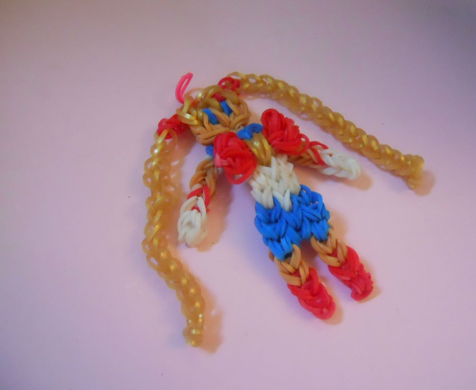 Rainbow Loom - Sailor Moon by MariamAlexius on DeviantArt