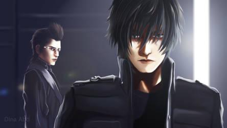 Final Fantasy - After war by DinaAbd