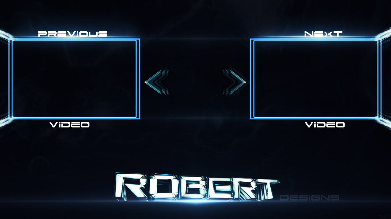 outro template by robert designs by rtutorials4all on deviantart. Black Bedroom Furniture Sets. Home Design Ideas