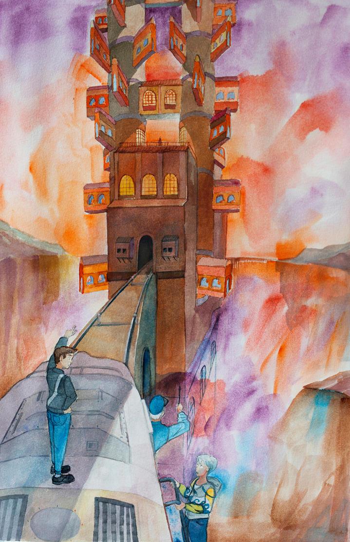 Goss's Castle by Dannayy