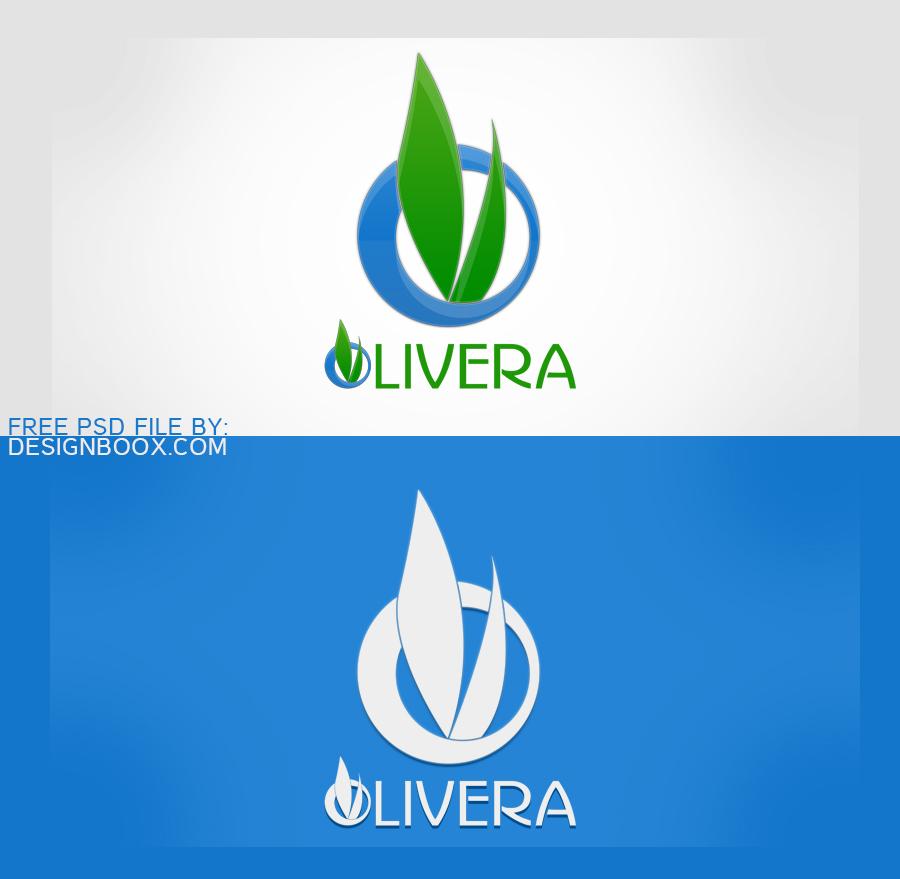 Olivera Logo Free PSD by DesignBoox on DeviantArt
