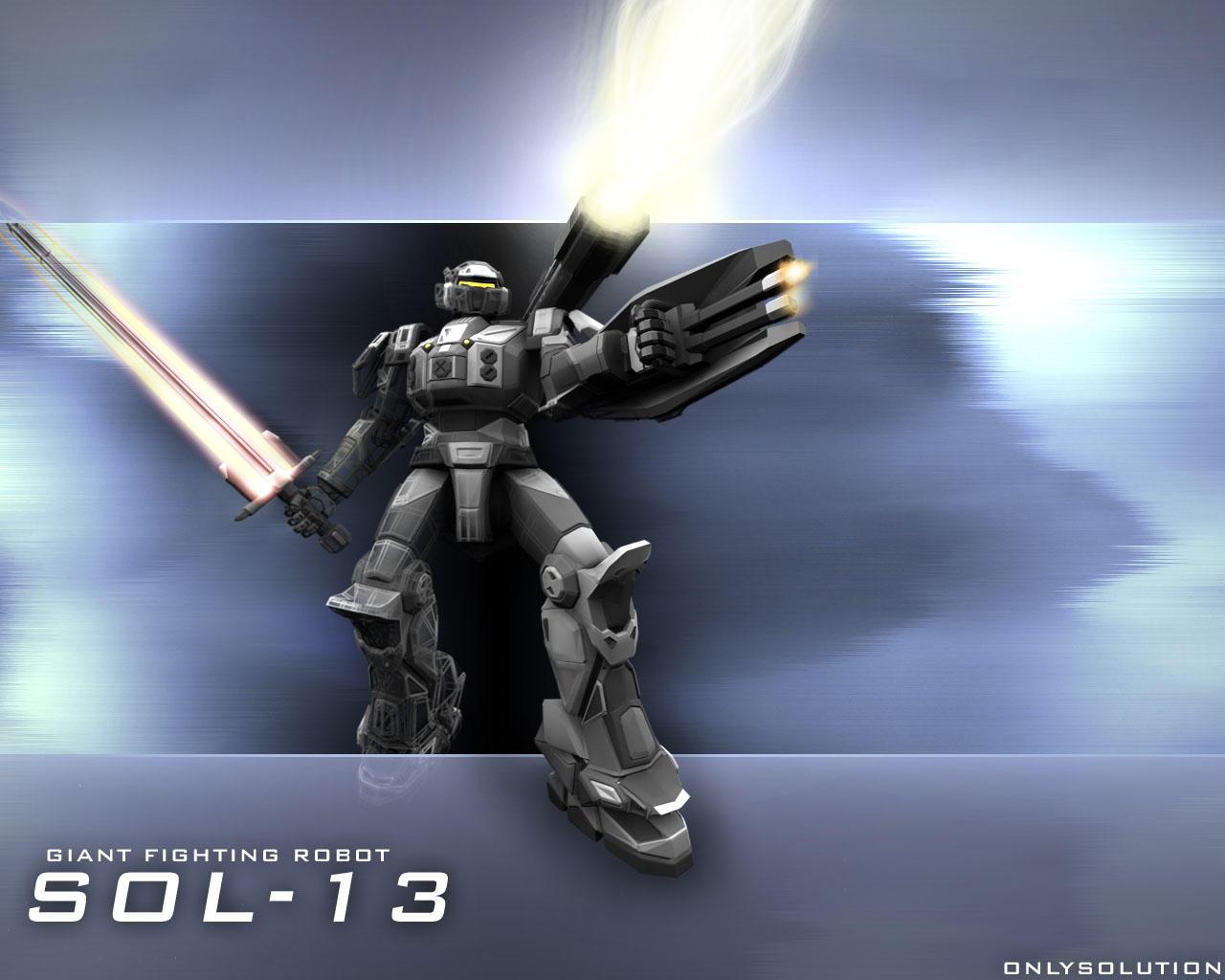 GFR SOL 13 Wallpaper Reanimate The Inner Gundam Inside You: 25+ Formidable Gundam Wallpaper Designs
