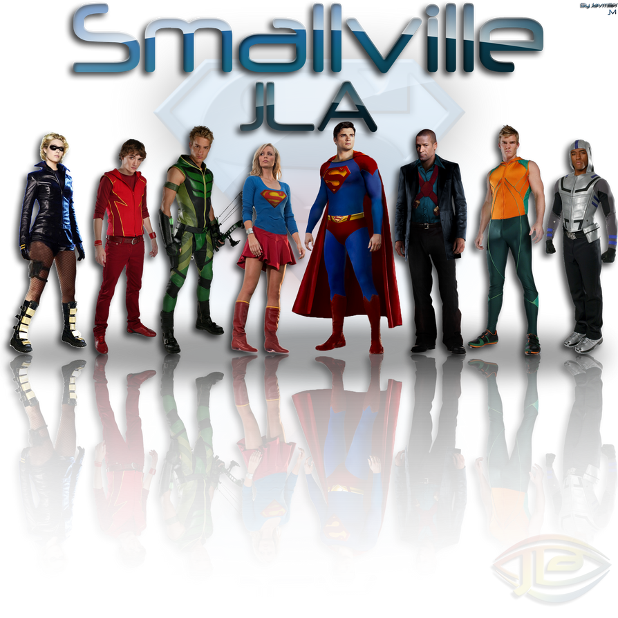 Justice League Smallville | www.pixshark.com - Images ...