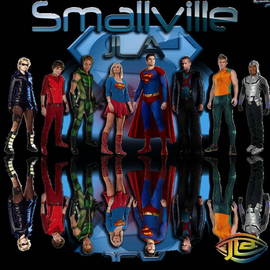 Justice League Smallville | www.pixshark.com - Images ...