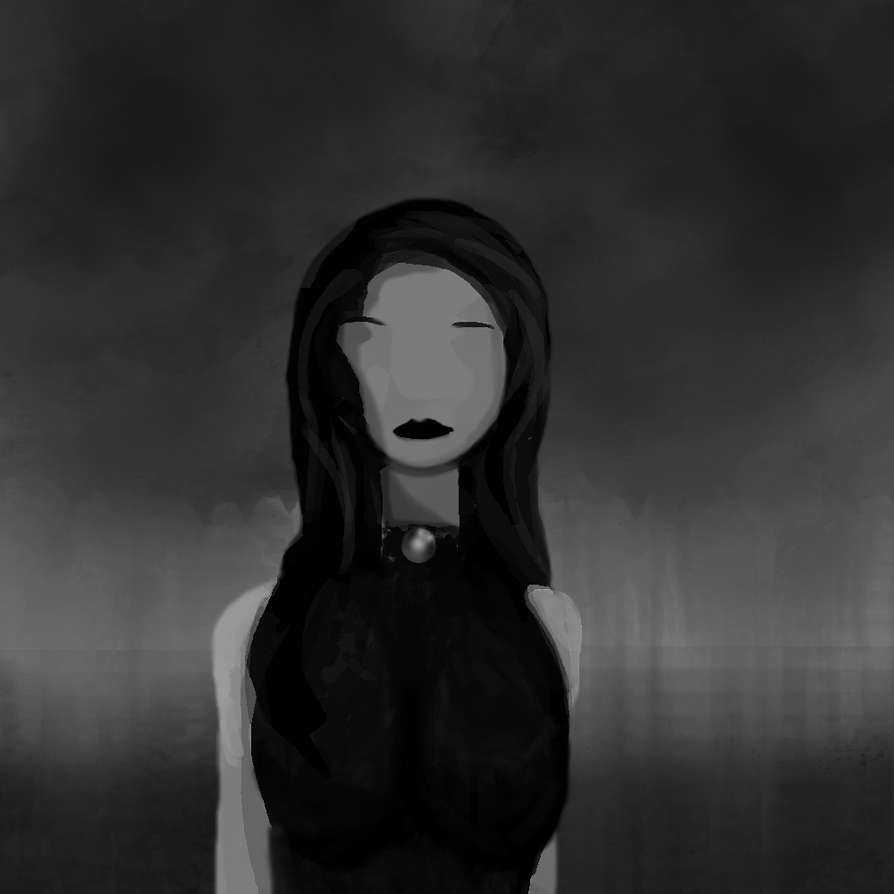 Mysterious Lady