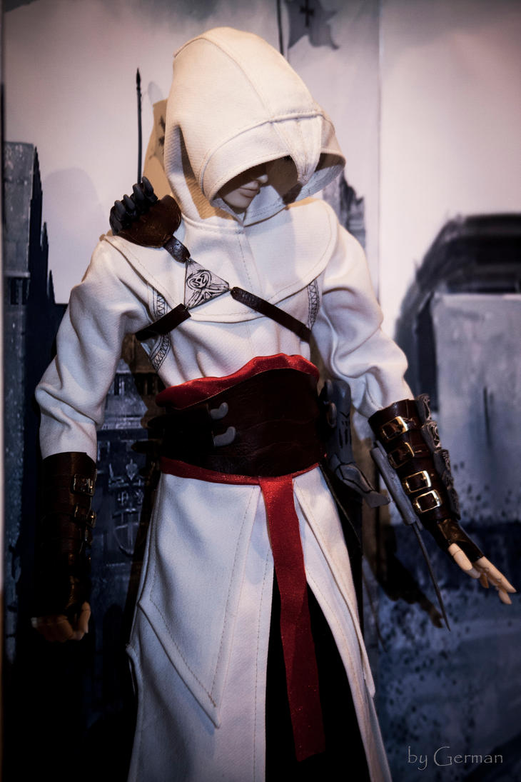 Altair Assassin's creed by Norani
