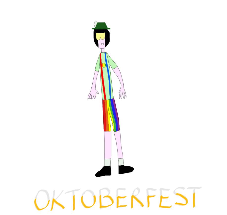 Oktoberfest Rainbow Raider by dillonmania