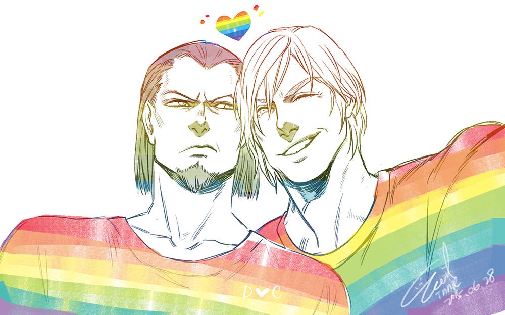 20150626_Celebrate Pride :) by evilwinnie